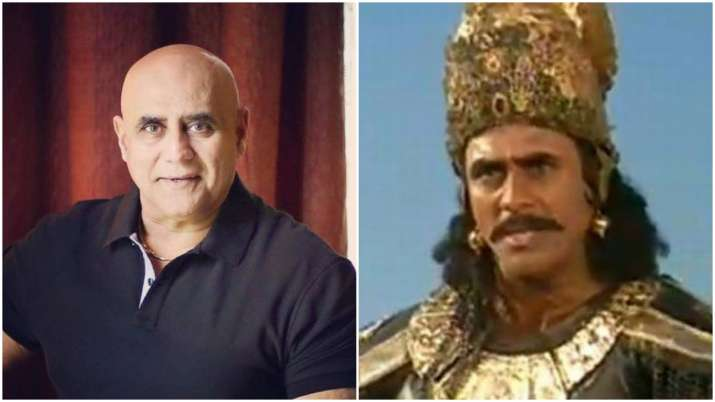 On Puneet Issar's birthday, see his throwback pictures as