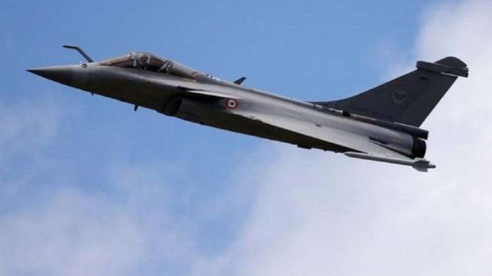 'RB' on India's first Rafale jet stands for new Air Chief