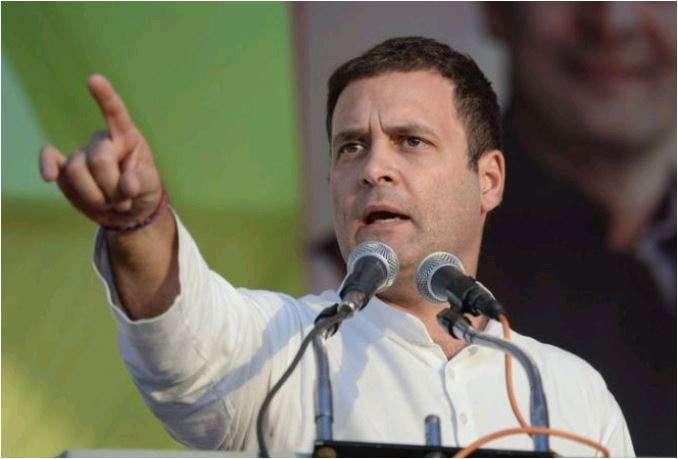 Rahul Gandhi countered Amit Shah over his 'one language'