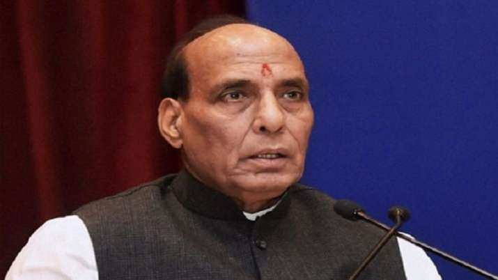 Rajnath's return from Seoul delayed due to Lingling