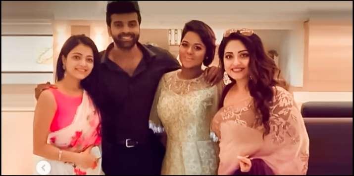 India Tv - Ramya weds Satya