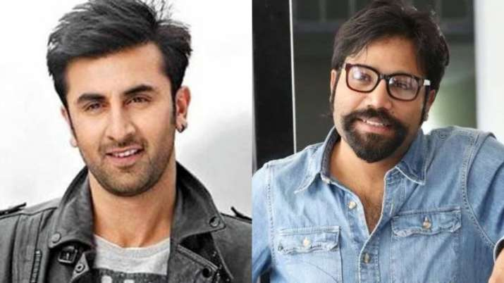 Image result for Is Arjun Reddy's director next film with Ranbir Kapoor?