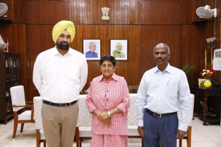 Shurbir Singh appointed Chief Electoral Officer in Puducherry