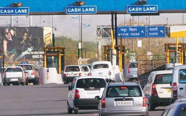 RFID likely at 10 more toll plazas in a month to stop