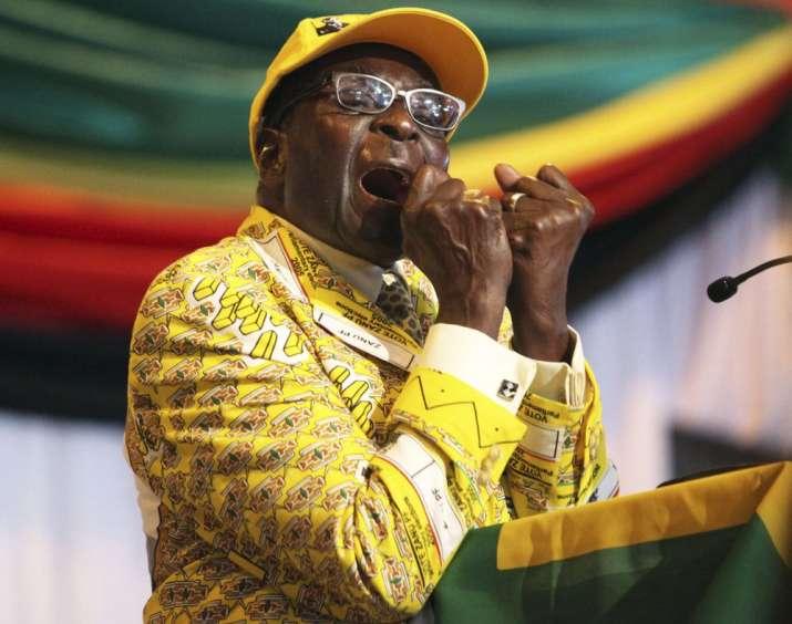Robert Mugabe, former President of Zimbabwe, dies at 95