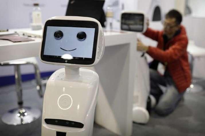 Robots turn teachers in Bengaluru school