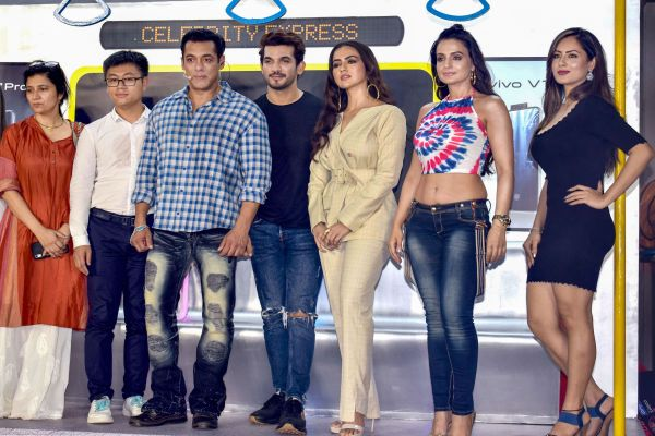 Salman Khan Reigns Supreme At Bigg Boss 13 Launch Event Tv