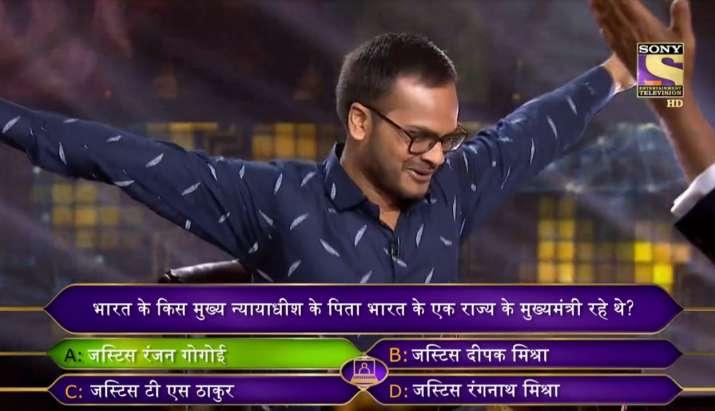 India Tv - KBC 11's first crorepati Sanoj Raj