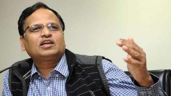 Theft at Delhi Health Minister Satyendra Jain's house