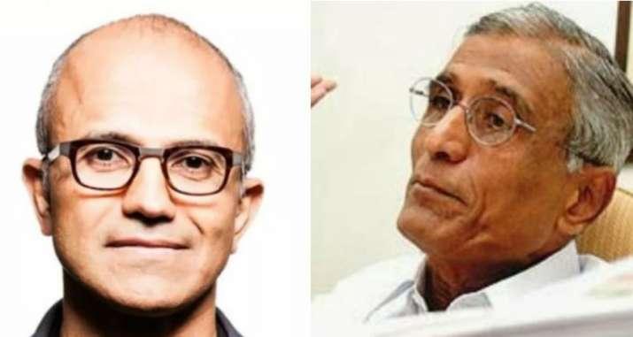 Microsoft CEO Satya Nadella's father BN Yugandhar passes
