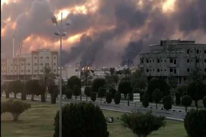 Yemen rebels claim drone attacks on Saudi Aramco oil plants
