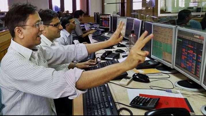 Sensex plunges 297 pts; IndusInd Bank tanks 6.15 pc