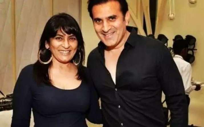 India Tv - Archana Puran Singh with husband