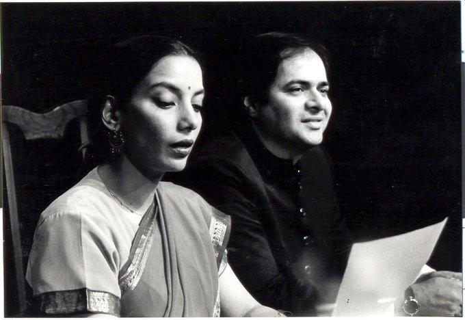 India Tv - Shabana Azmi and Farooque Shaikh
