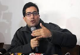 Govt version of my arrest fully untrue: Shah Faesal to