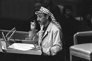 India Tv - Yasser Arafat