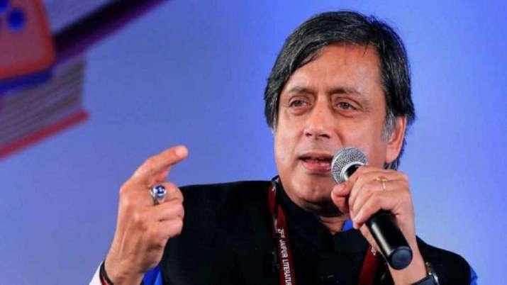 Shashi Tharoor/PTI