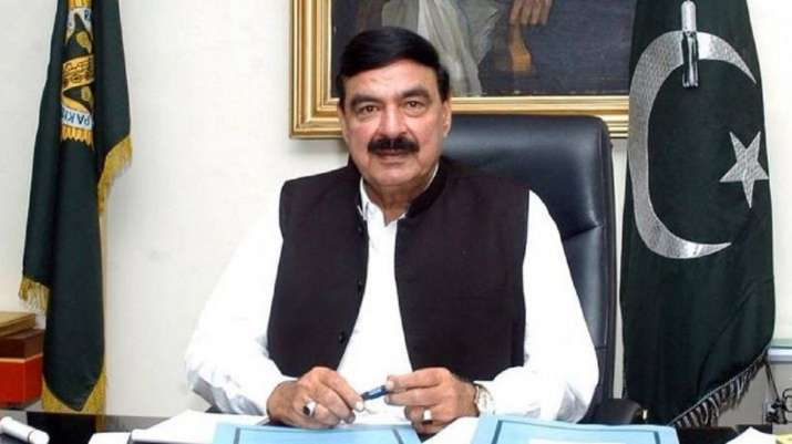 Sheikh Rashid barred from Islambad Press Club for