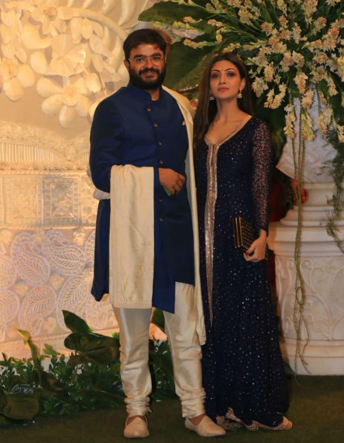 India Tv - Latest News Priyanka Chopra brother Siddharth Chopra with Neelam Upadhyaya