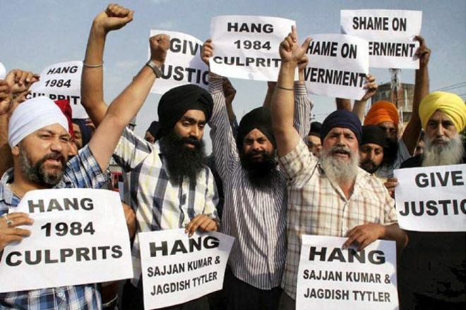 1984 Sikh Genocide Memorial in US removed