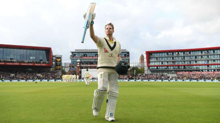 Steve Smith rules England in Manchester, hammers third Ashes