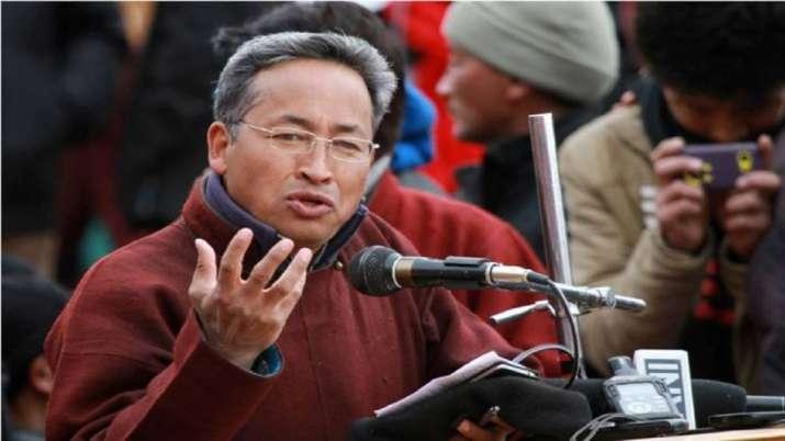 '3 idiots' fame Wangchuk seeks preservation of Ladakhi