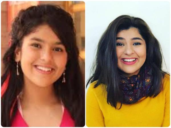 India Tv - Taarak Mehta Ka Ooltah Chashmah's Nidhi Bhanusali stunning transformation
