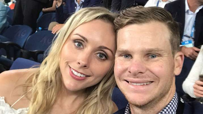 Steve Smith wishes wife Dani on first wedding anniversary