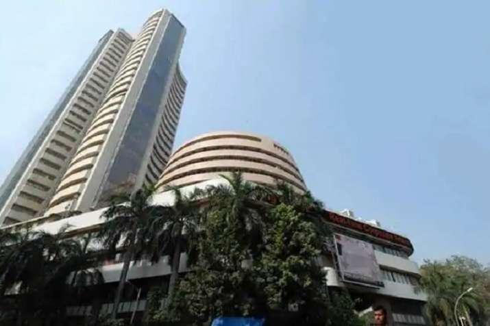 Sensex jumps over 200 points; TechM rallies 5 pc