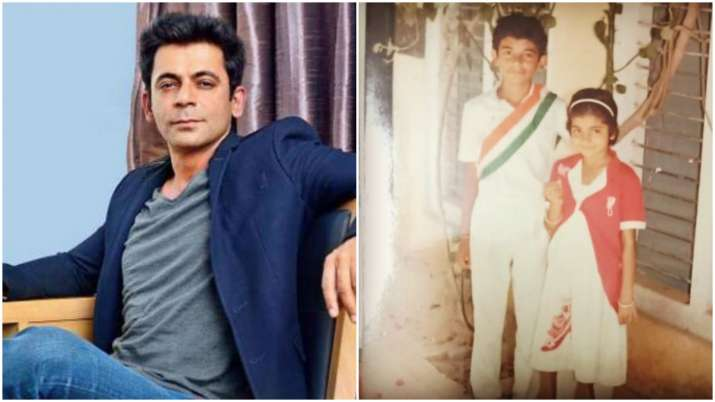 Sunil Grover shares adorable picture and reveals his childhood wish