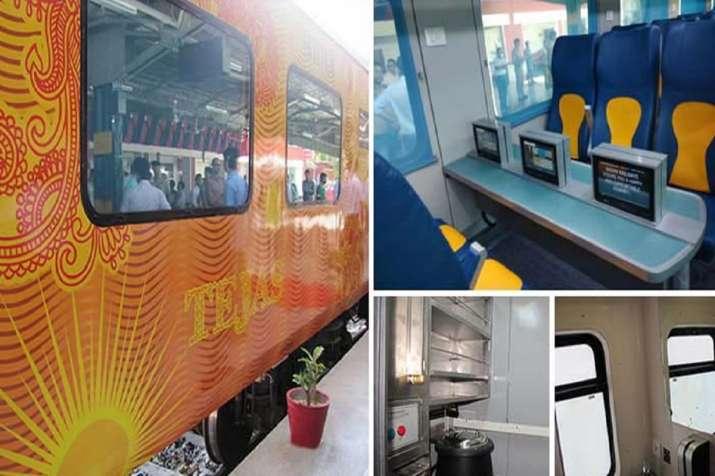 Good News! IRCTC's Tejas Express passengers to get