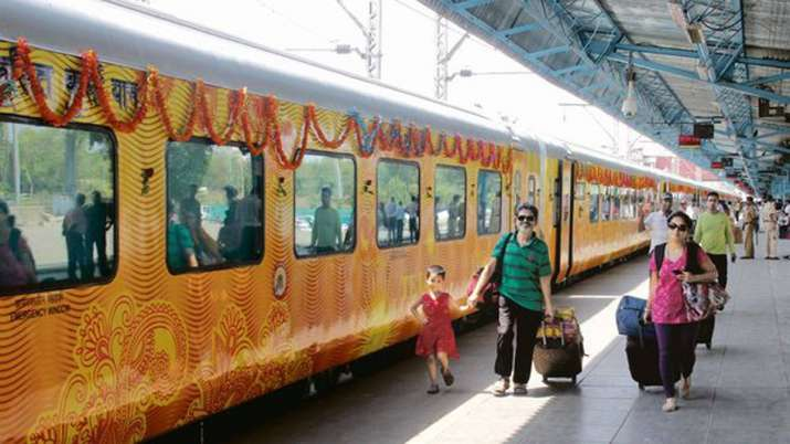 India Tv - Tejas Express, India's first private train set to roll: All you need to know