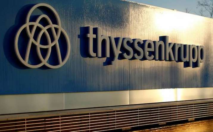 Steel giant Thyssenkrupp to leave Germany's DAX index