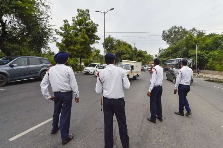New traffic challan: Truck slapped penalty of over Rs 2