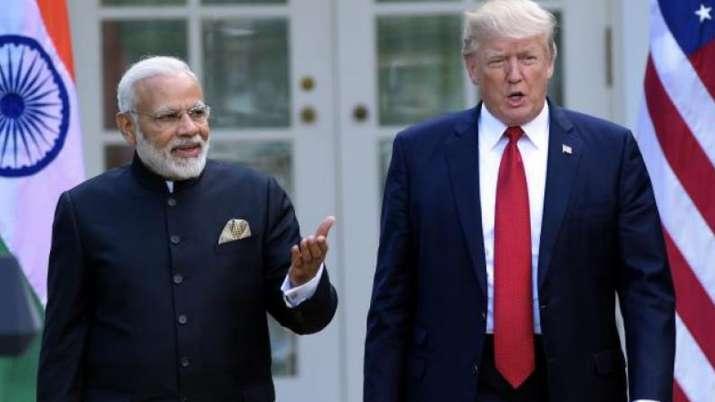 Donald Trump's jovial tweet ahead of Howdy Modi event: