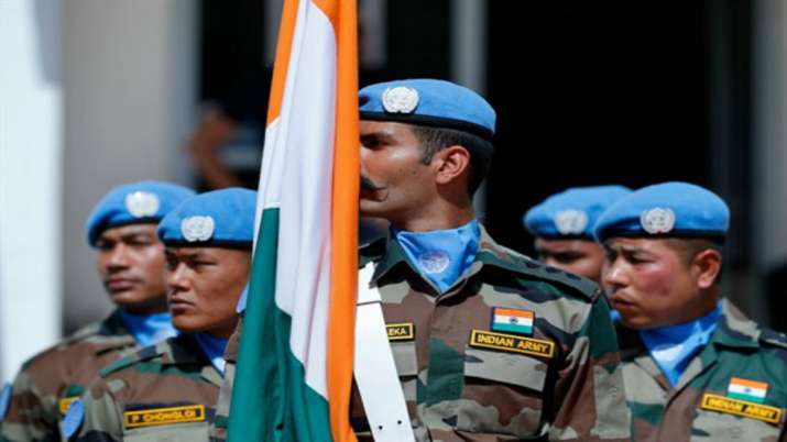 India suggests co-deployment of troops in UN operations