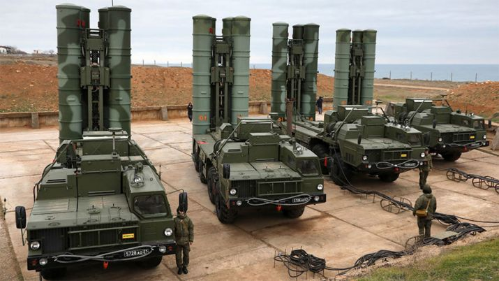 Russia to deliver S-400 missile systems to India within