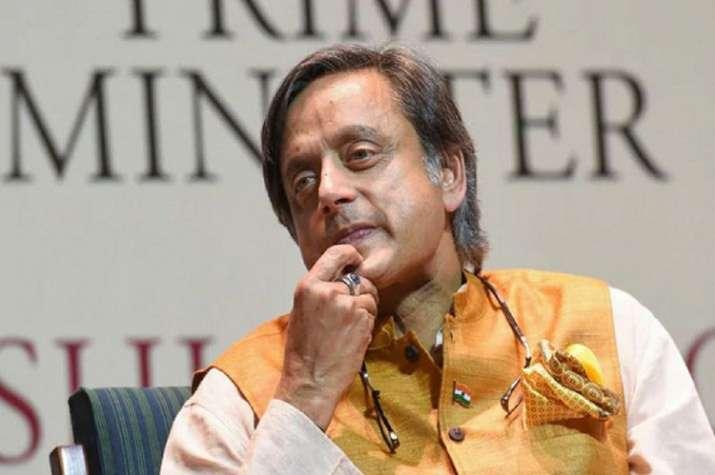 Reports about 'praising Modi' irritates me: Shashi Tharoor