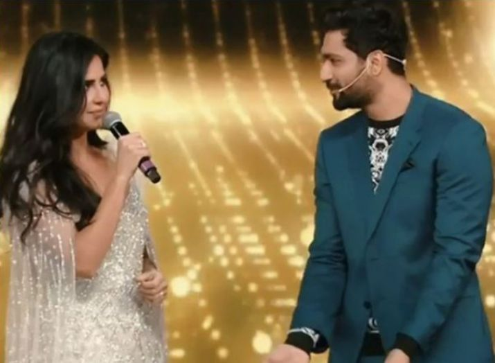 India Tv - Vicky Kaushal and Katrina Kaif