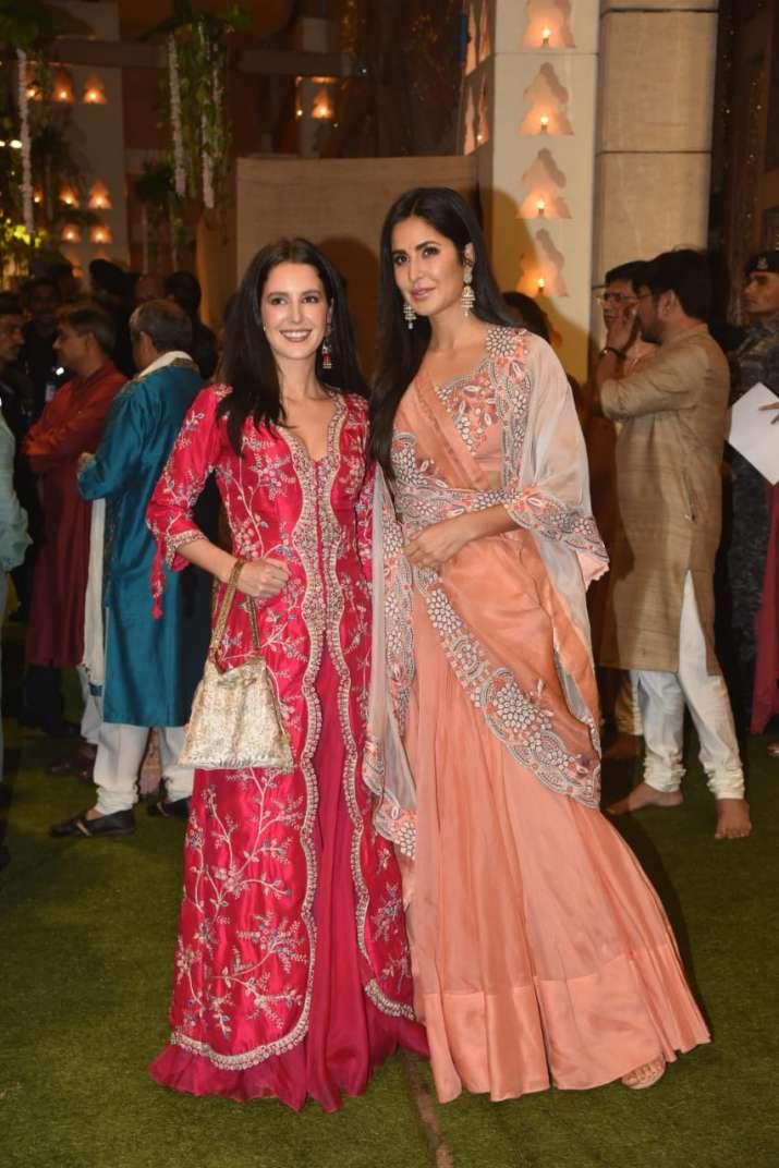 India Tv - Katrina Kaif and sister Isabella Kaif