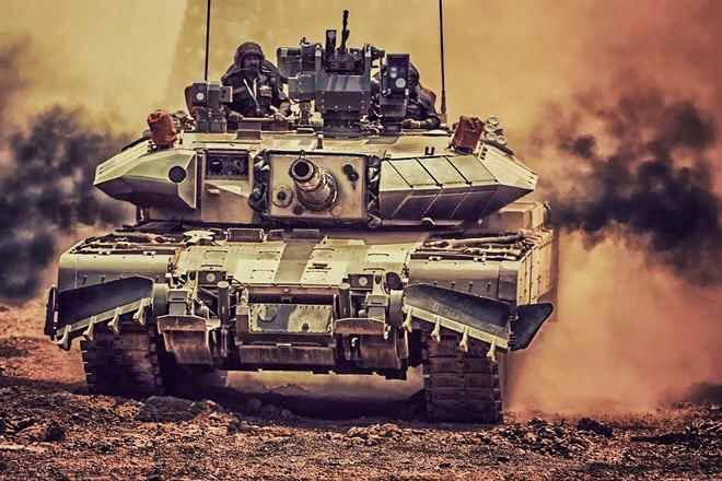 India Tv - Arjun Tank