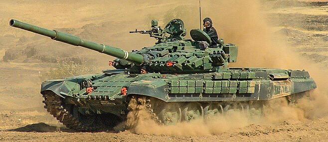 India Tv - T-72 Tank