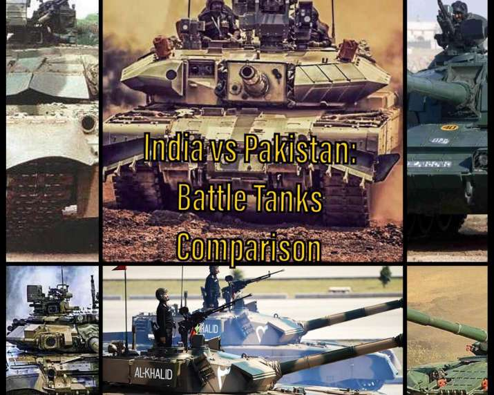 India vs Pakistan: Who has the best battle tanks? | Indian