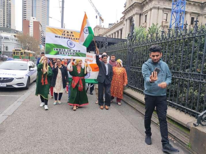 India Tv - Kashmiri Pandits in Melbourne