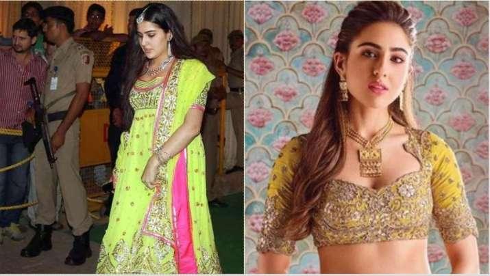 India Tv - Sara Ali Khan weight loss journey