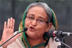 Rohingyas 'threat' to national and regional security, says Bangladesh PM Hasina