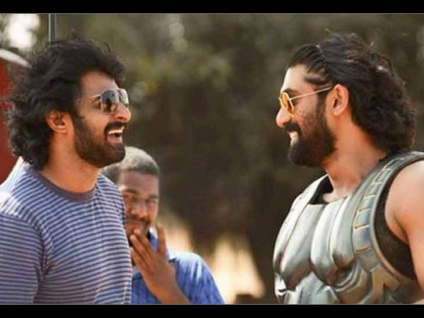 India Tv - Happy Birthday Prabhas: Unseen pictures of the actor fom Baahubali sets will leave you wanting for m