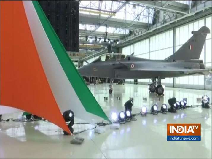 India Tv - A closer look at Rafale.