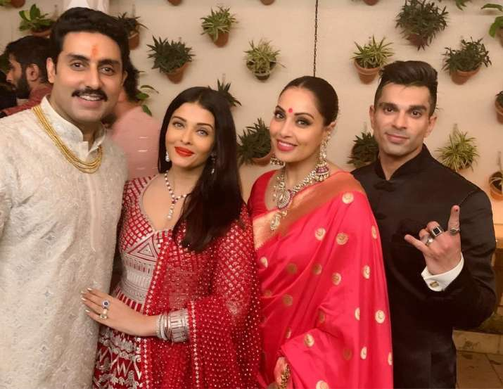 India Tv - Aishwarya Rai, Abhishek Bachchan