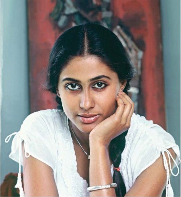 India Tv - Smita Patil's most notable roles include Manthan (1977), Bhumika (1977), Aakrosh (1980), Chakra (1981), Chidambaram (1985) and Mirch Masala (1985).